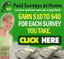 Paid surveys at home. Earn money